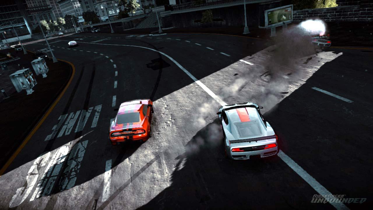 Ridge Racer Unbounded – našlapaná pouliční směska 40735