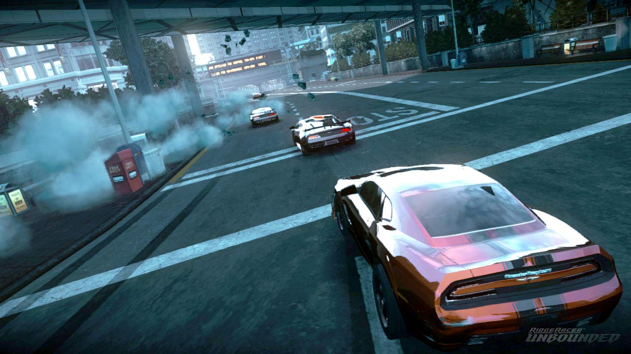 Ridge Racer: Unbounded v novém traileru + galerie 40736