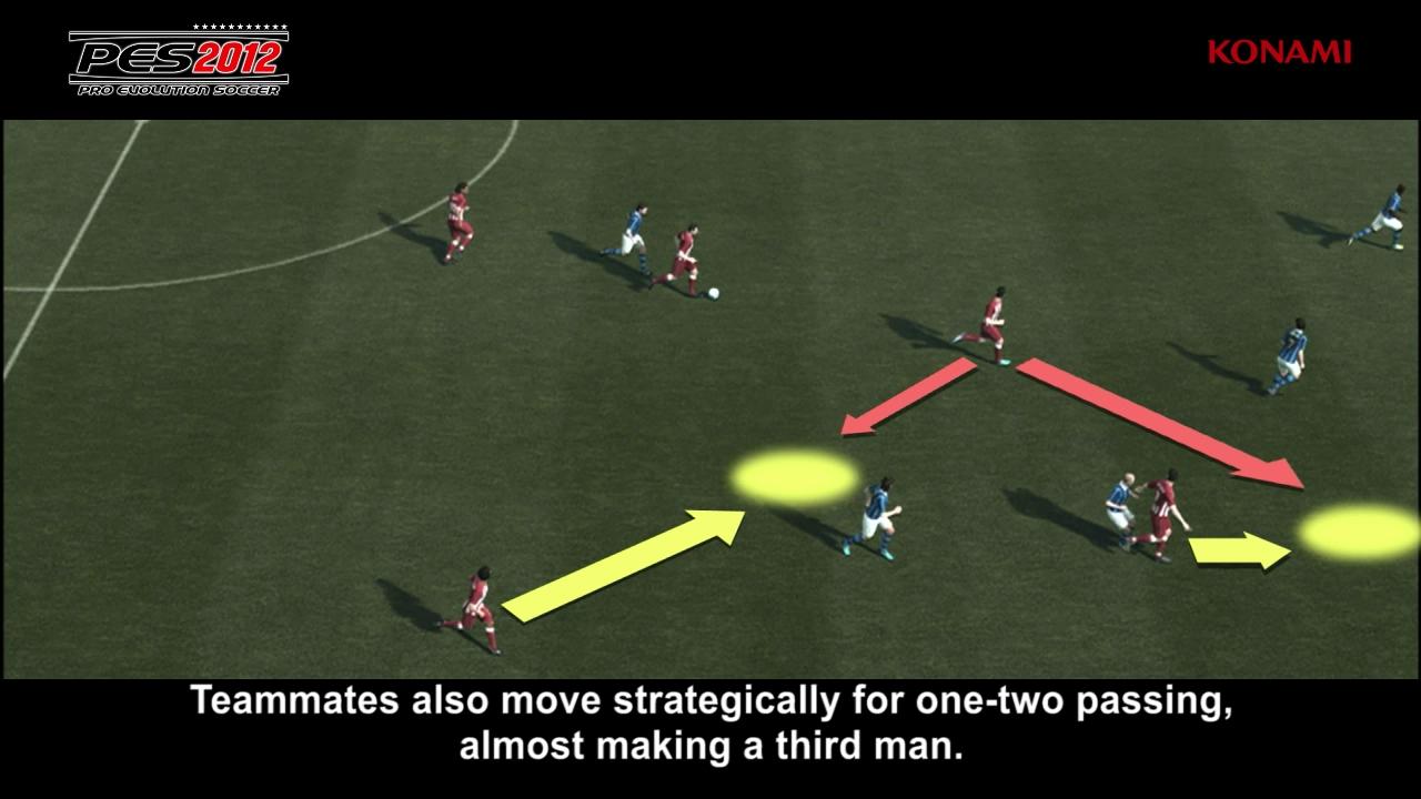 Pro Evolution Soccer 2012 se představuje 40843