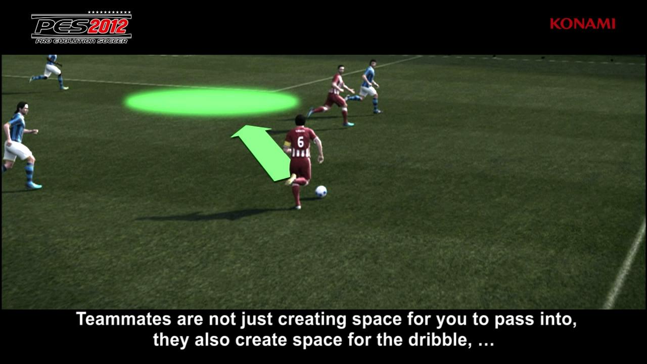 Pro Evolution Soccer 2012 se představuje 40844