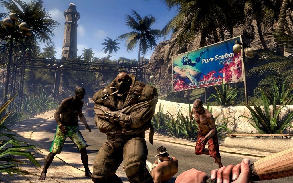 Krvavé obrázky z hororového Dead Island 40865