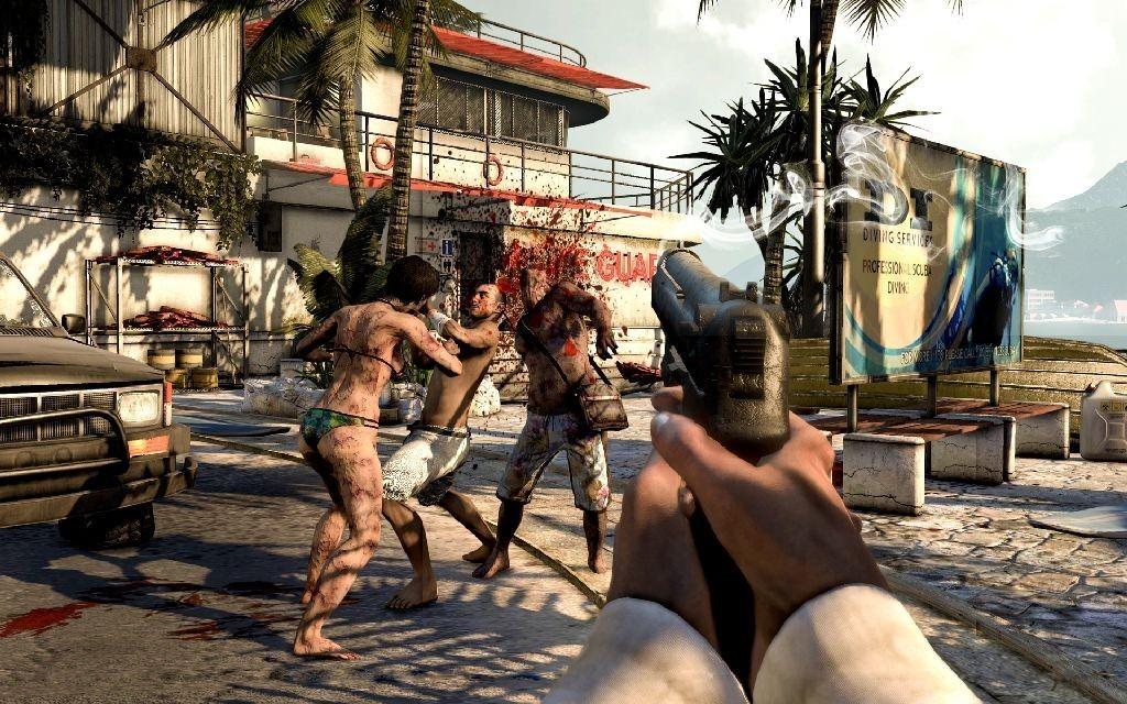 Krvavé obrázky z hororového Dead Island 40868
