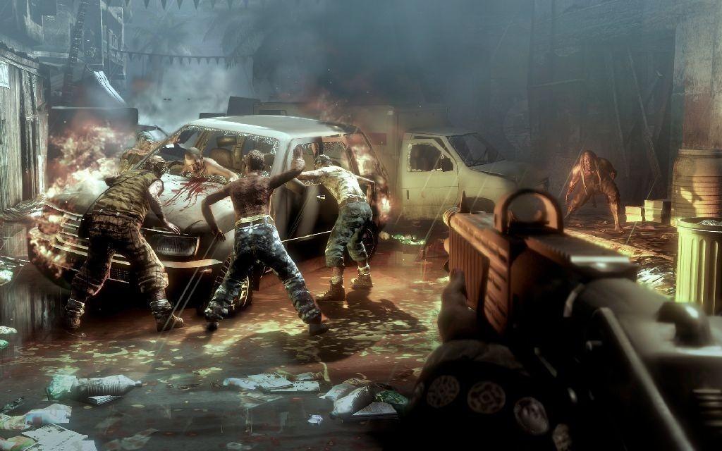 Krvavé obrázky z hororového Dead Island 40869