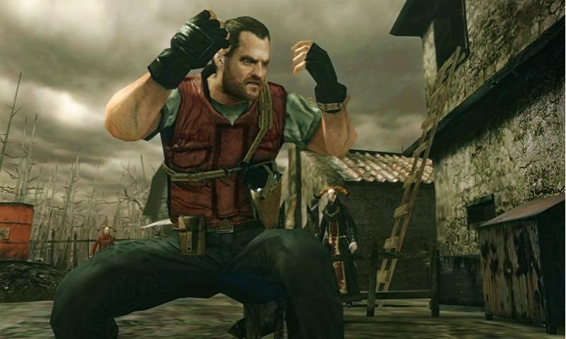 Resident Evil: Mercenaries 3D – kooperativní průšvih 40959