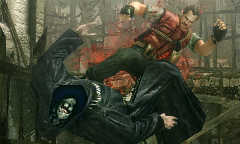 Resident Evil: Mercenaries 3D – kooperativní průšvih 40962
