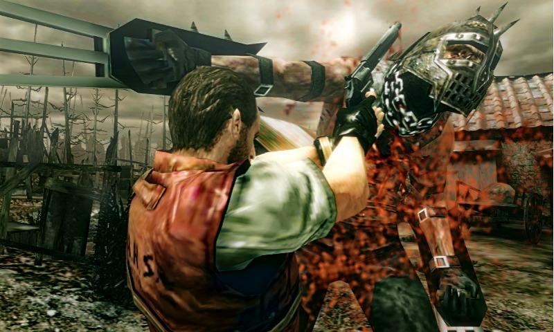 Resident Evil: Mercenaries 3D – kooperativní průšvih 40967