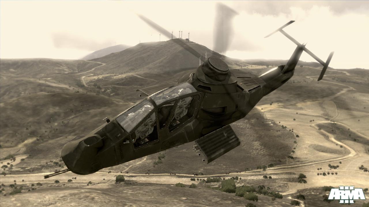 ARMA III odhalena 41112