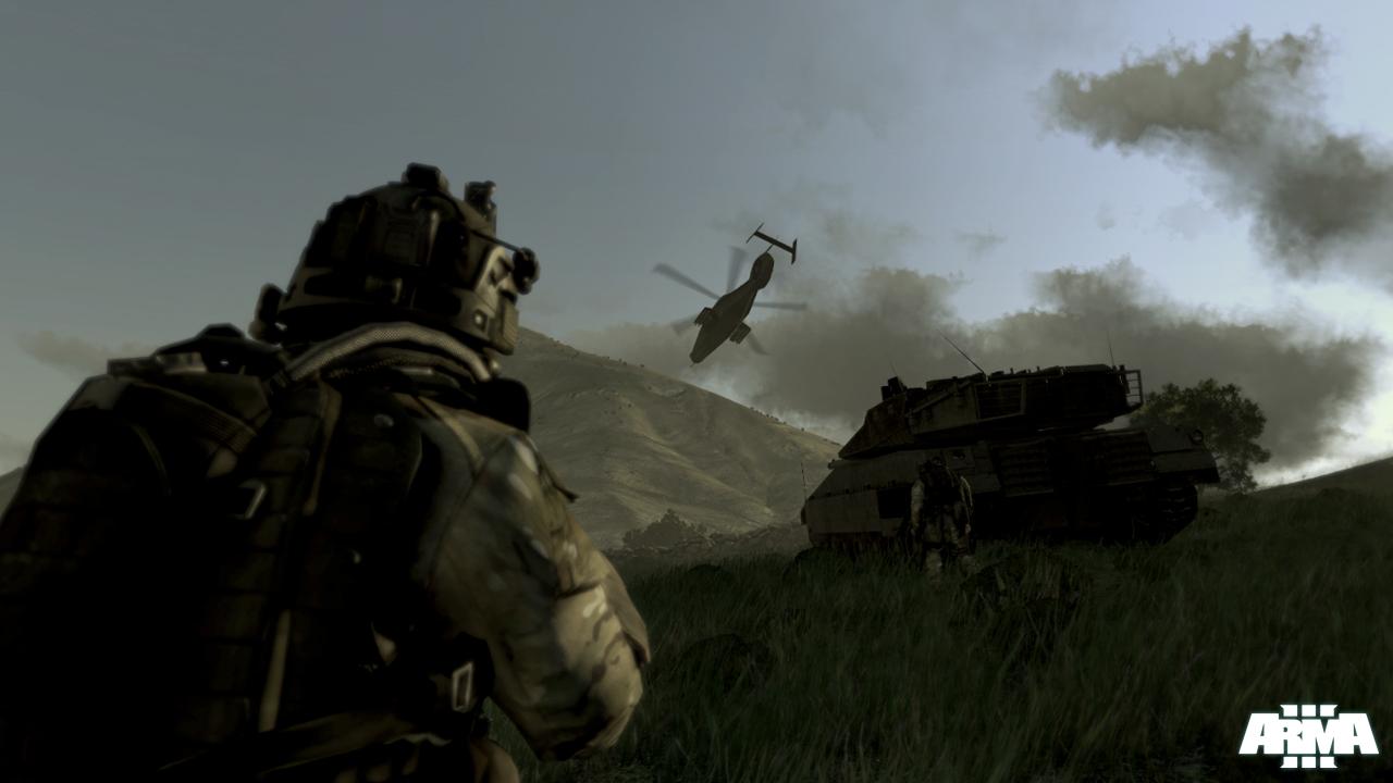 ARMA III odhalena 41113
