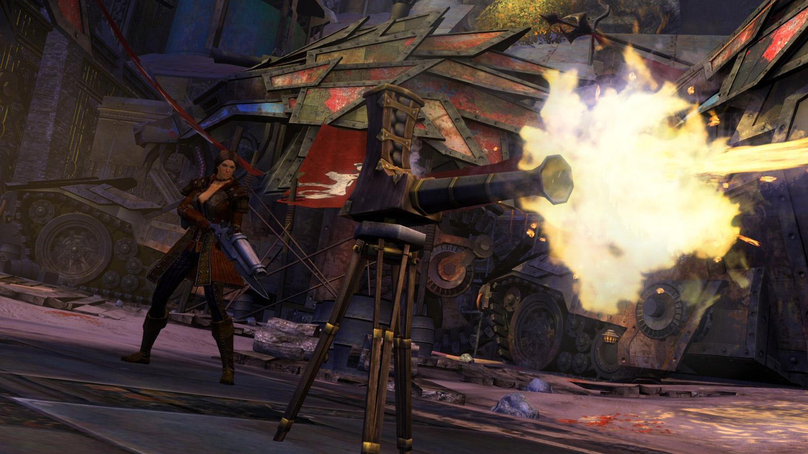 Guild Wars 2 představuje inženýra 41126