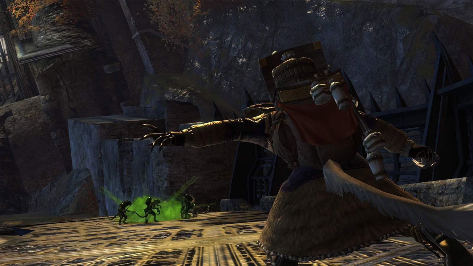Guild Wars 2 představuje inženýra 41127