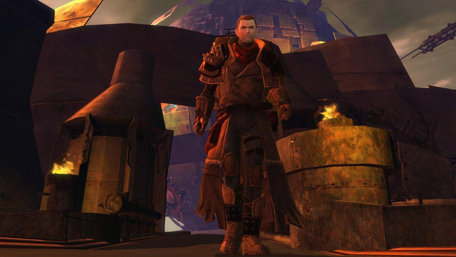 Guild Wars 2 představuje inženýra 41128