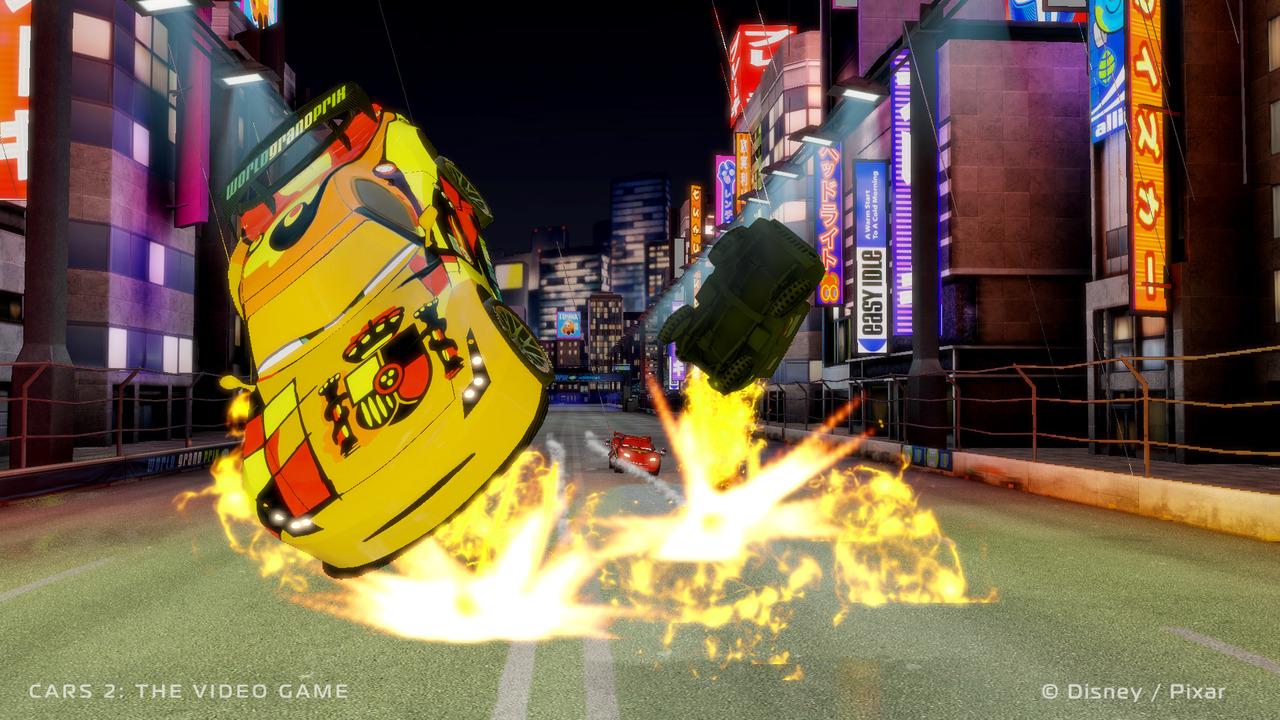 Cars 2 – Pixarovské opojení 41133