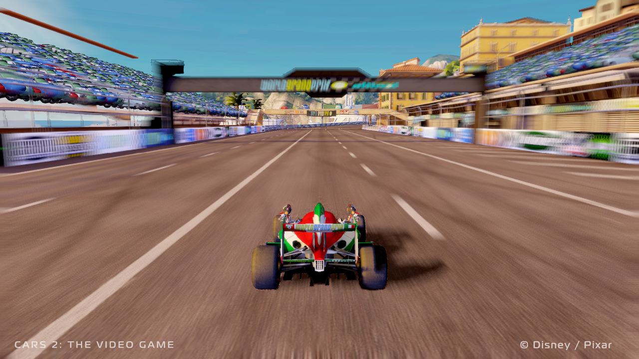 Cars 2 – Pixarovské opojení 41134