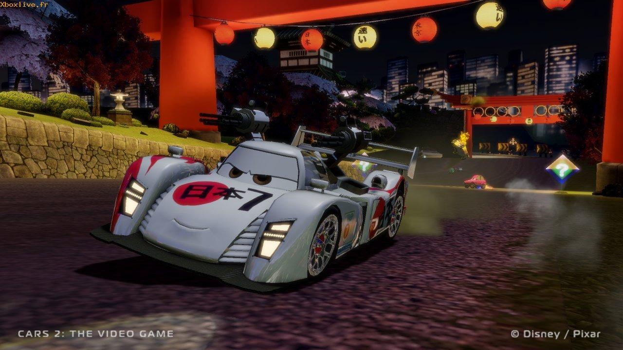 Cars 2 – Pixarovské opojení 41136