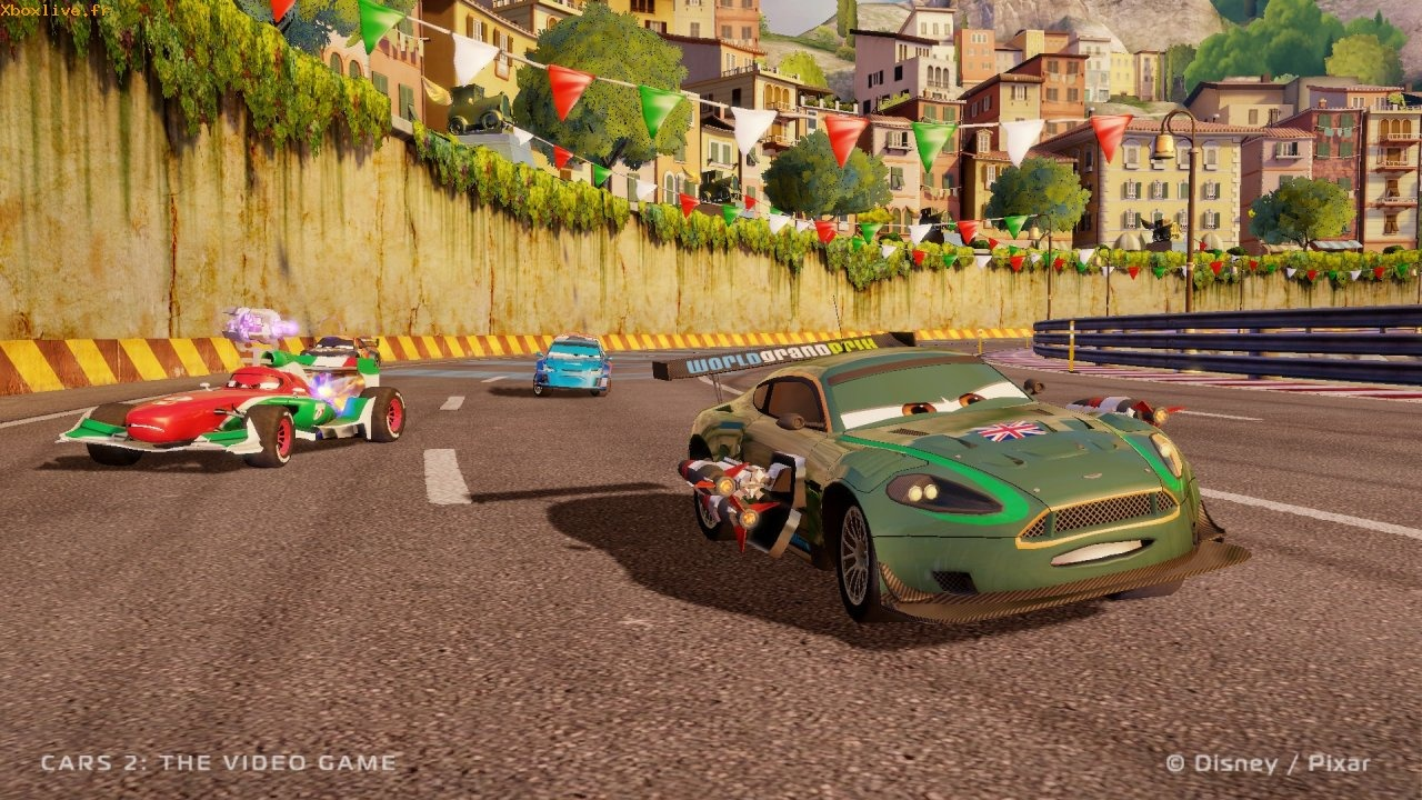 Cars 2 – Pixarovské opojení 41137