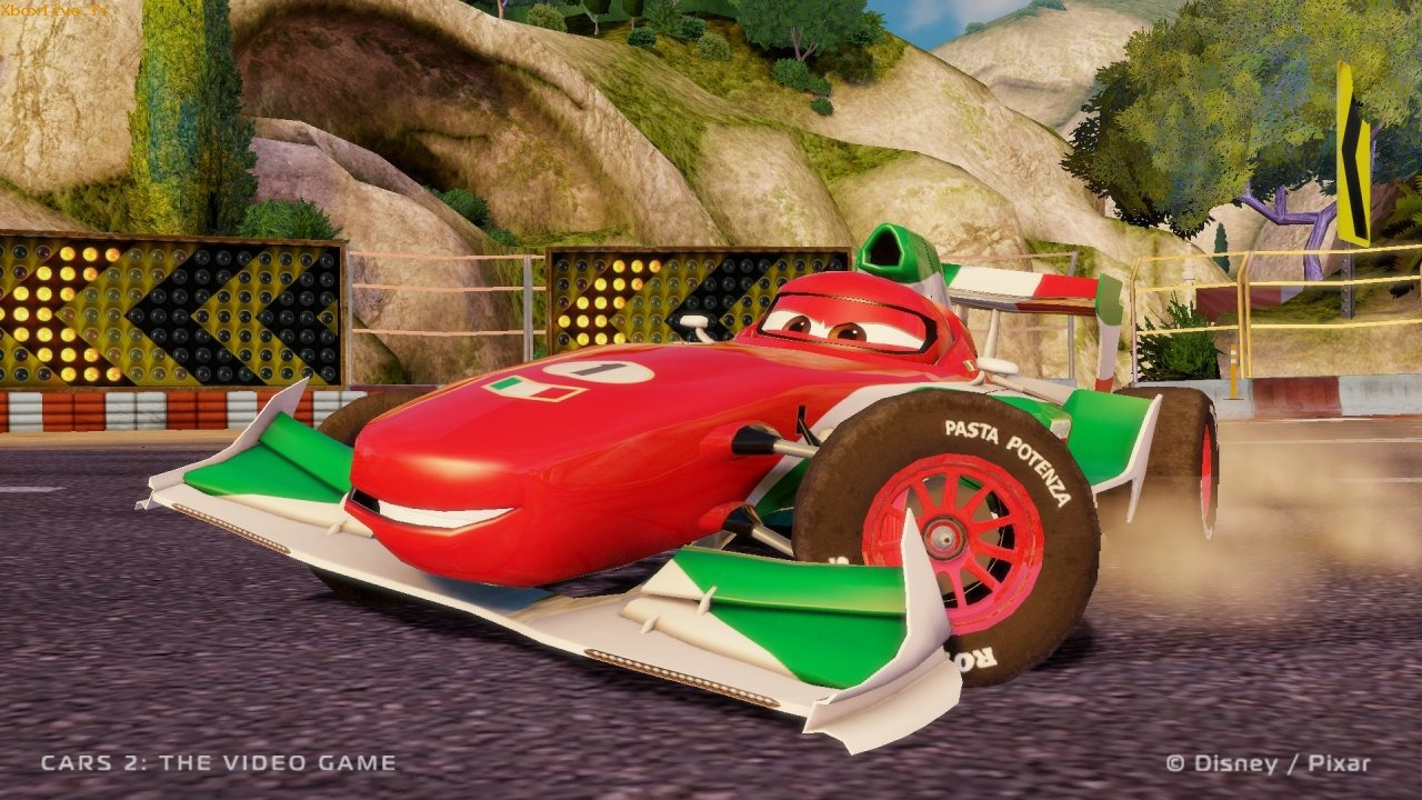 Cars 2 – Pixarovské opojení 41142