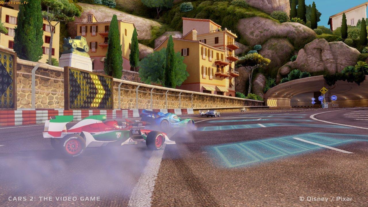 Cars 2 – Pixarovské opojení 41143