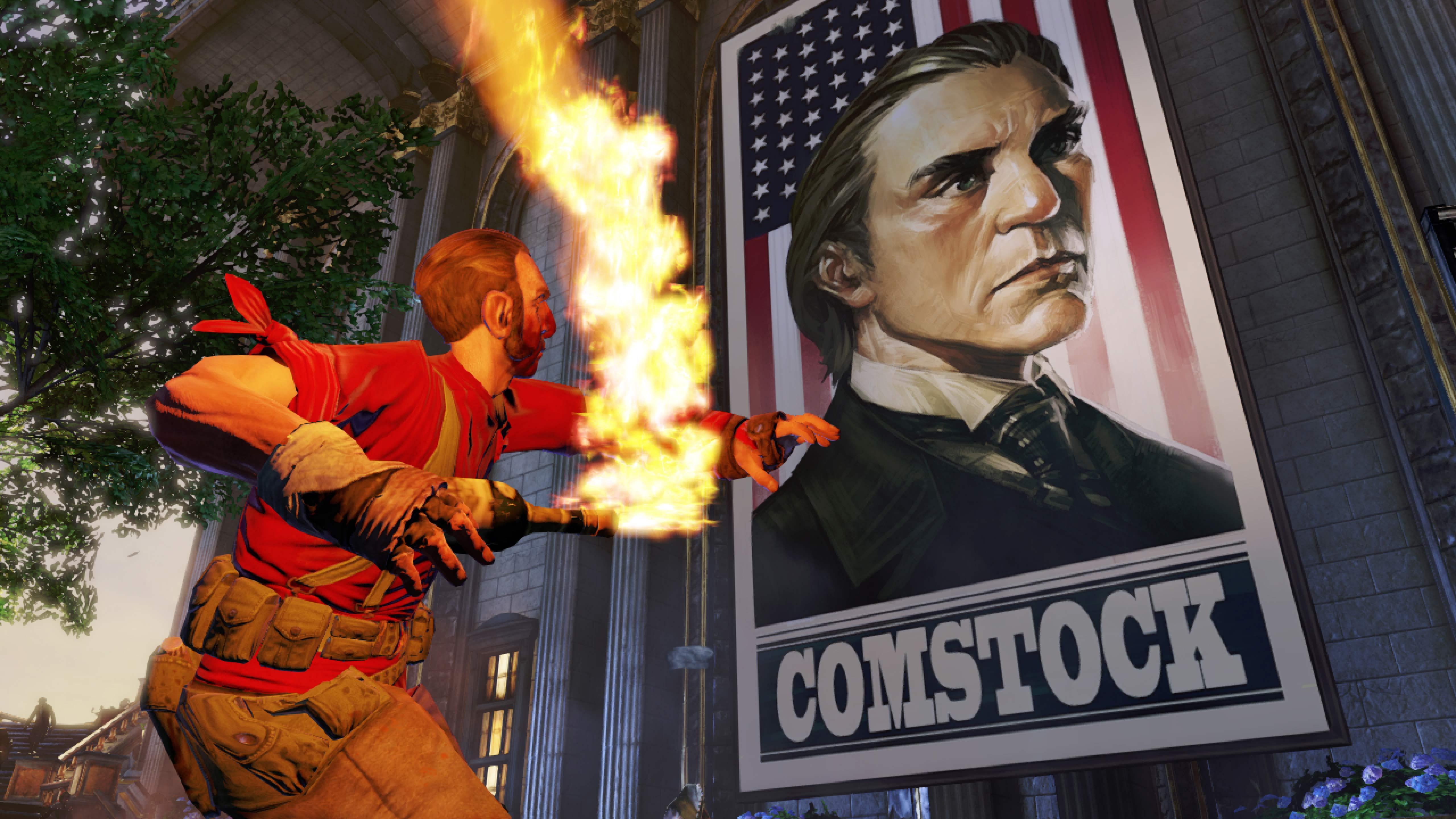 BioShock: Infinite představuje lektvary a síly 41370