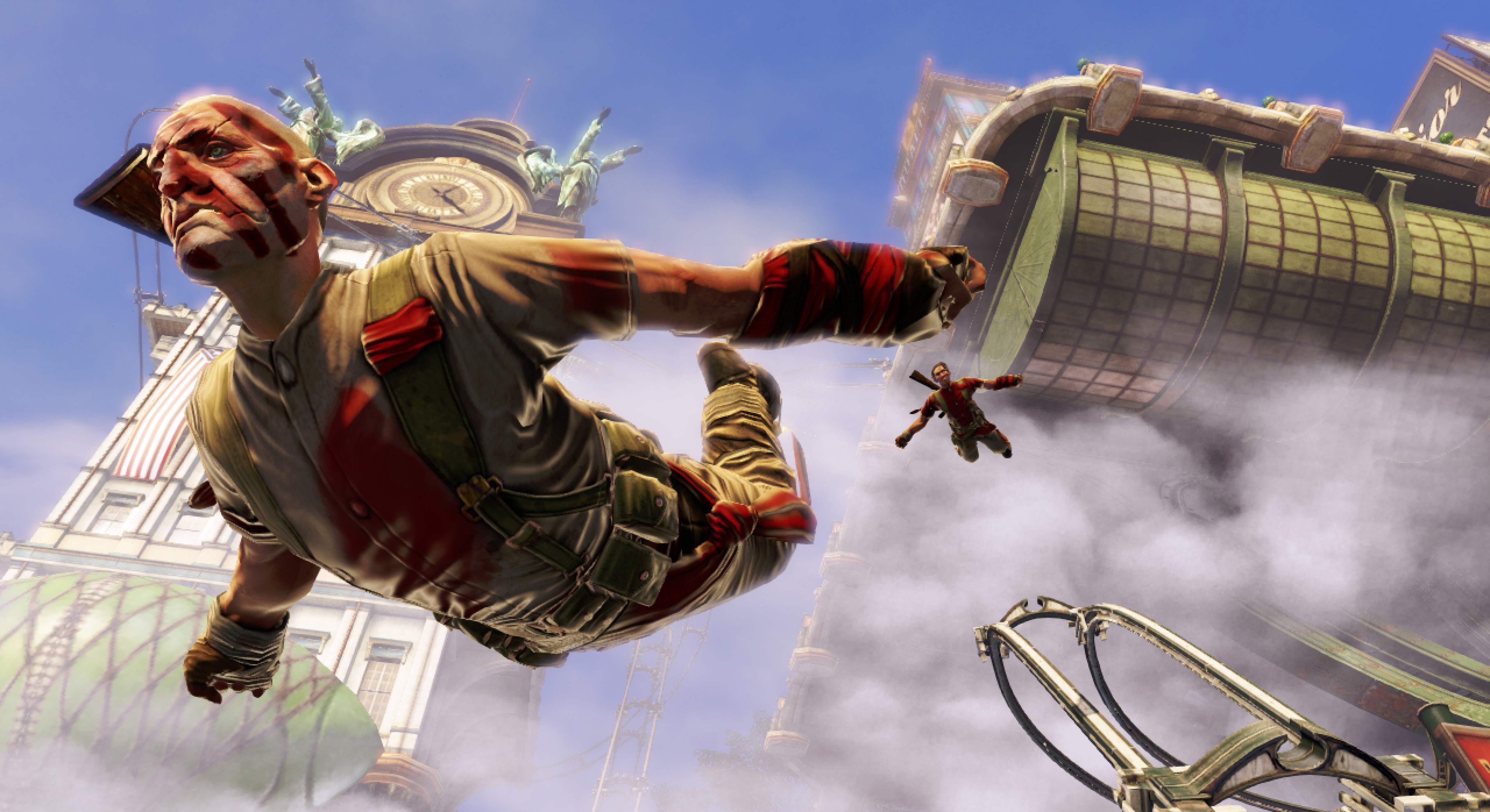 BioShock: Infinite představuje lektvary a síly 41371