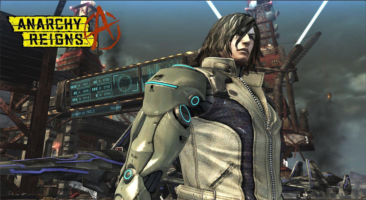 Kyborg Leo v akční bojovce Anarchy Reigns 41958