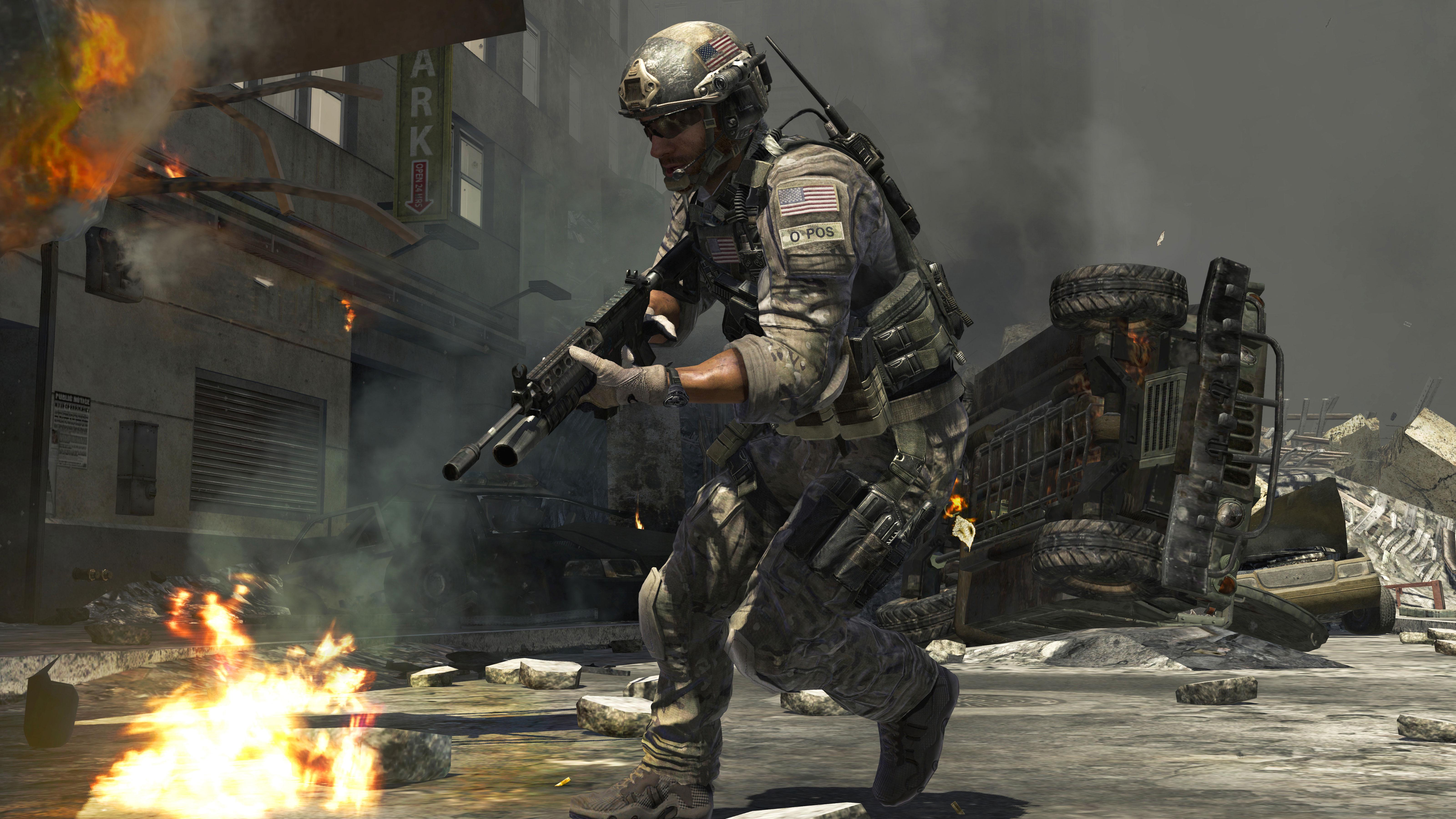 Multiplayer Modern Warfare 3 inspirován CoD 4 42272