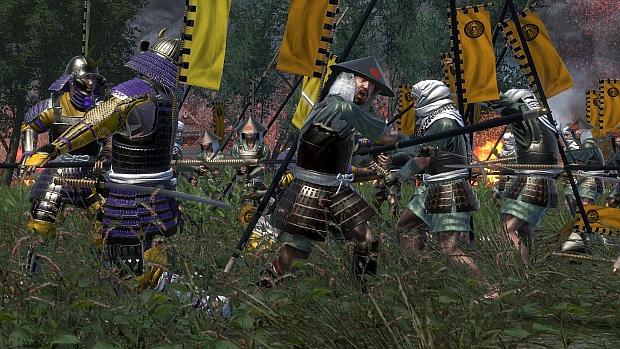 Shogun 2 láká na nové DLC 42315