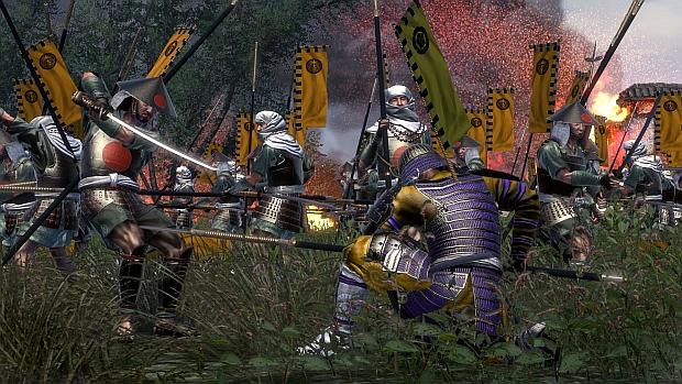Shogun 2 láká na nové DLC 42317