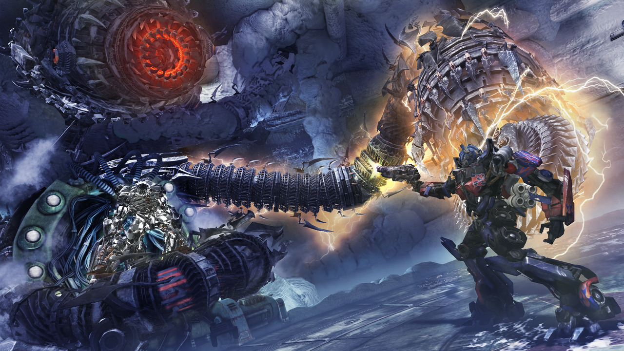 Transformers: Dark of the Moon – když je film hrou 42347