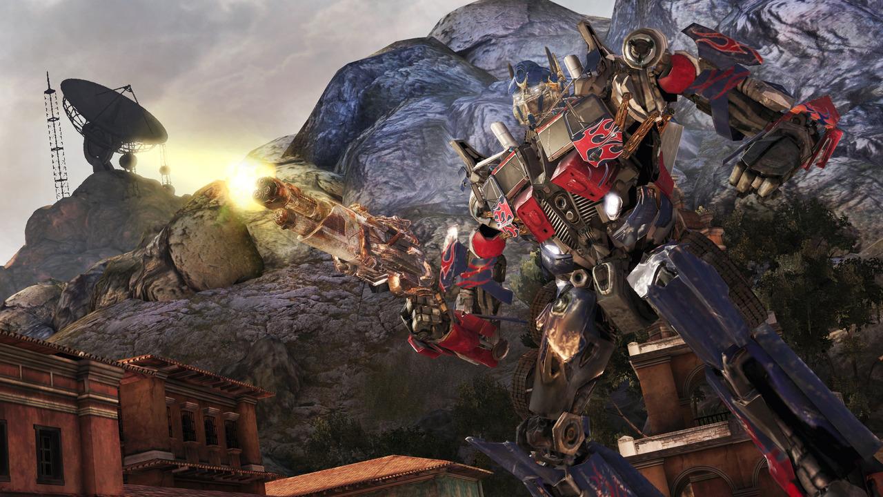 Transformers: Dark of the Moon – když je film hrou 42348