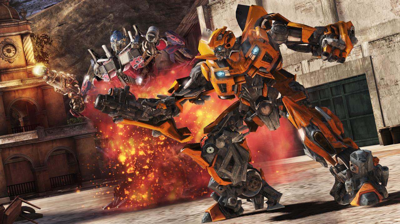 Transformers: Dark of the Moon – když je film hrou 42350