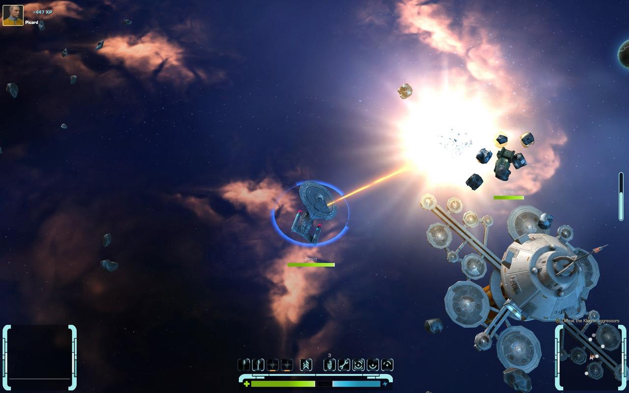 Star Trek: Infinite Space -  když je kvantita nad kvalitou 42397