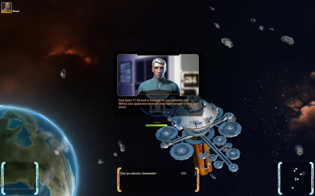 Star Trek: Infinite Space -  když je kvantita nad kvalitou 42401