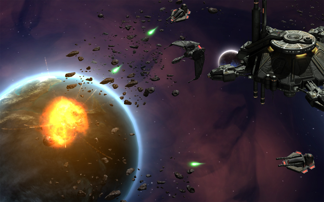 Star Trek: Infinite Space -  když je kvantita nad kvalitou 42403