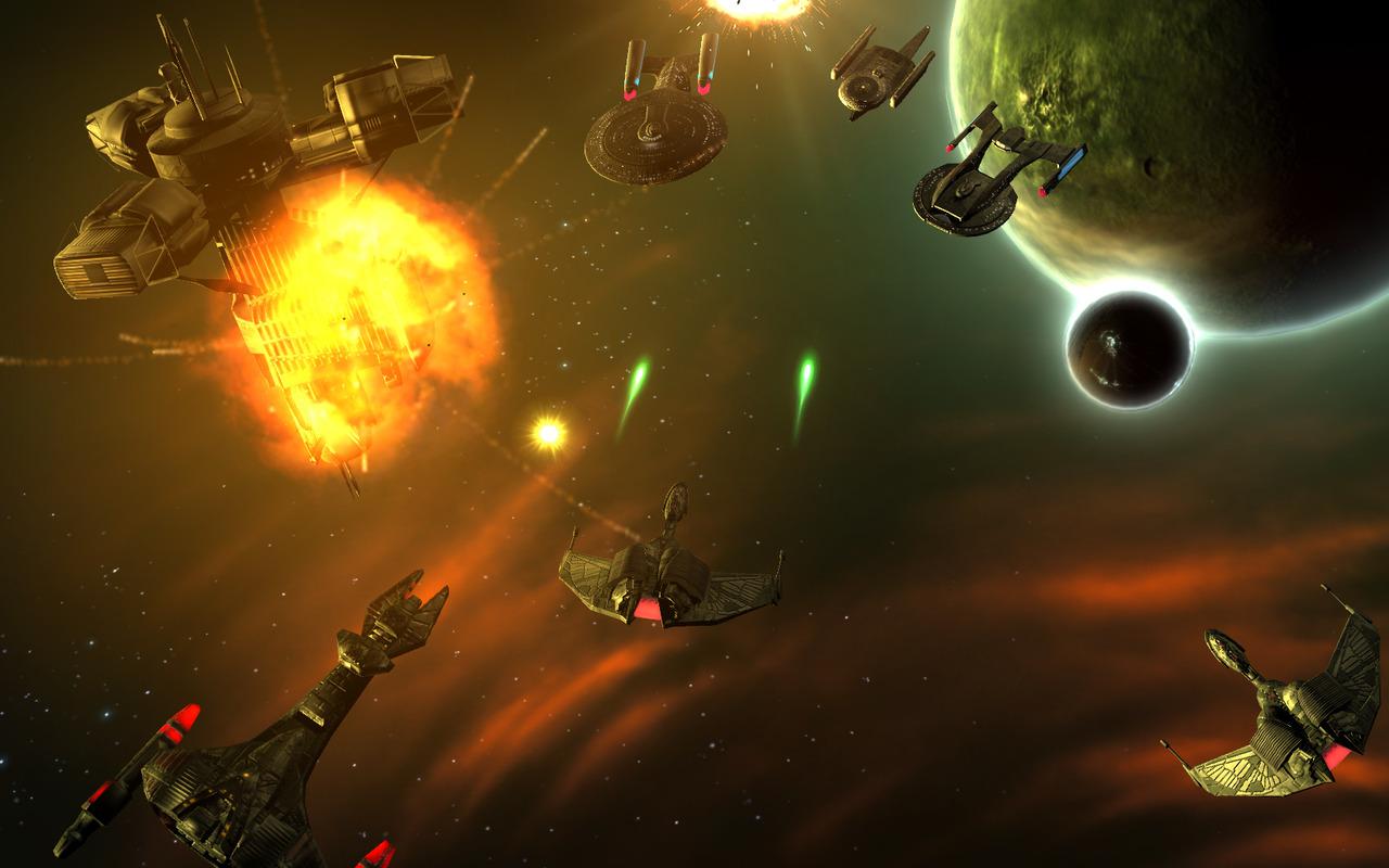 Star Trek: Infinite Space -  když je kvantita nad kvalitou 42411