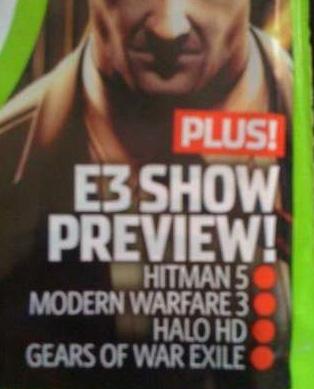 Gears of War Exile a Halo HD na E3 2011 42442