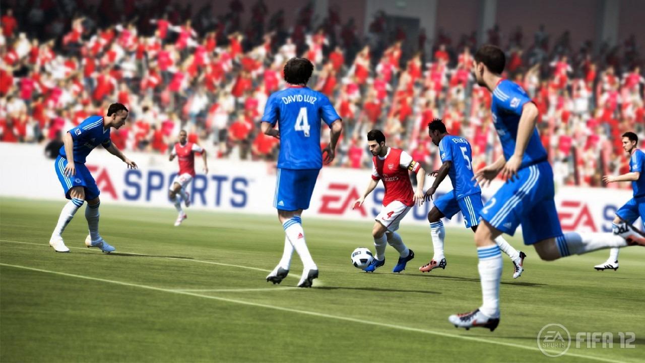 PC verze FIFA 12 srovnatelná s konzolovou 42534