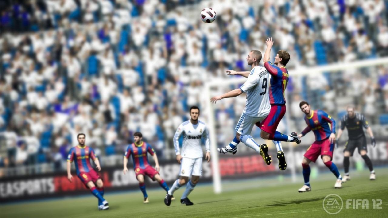 FIFA 12 odhaluje kariéru 42536
