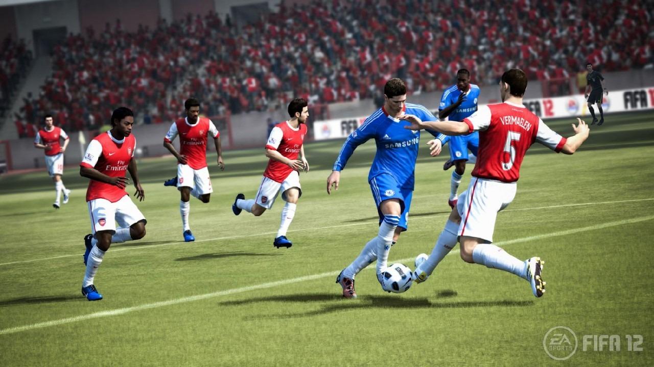 FIFA 12 a PES 2012 v nabušených galeriích 42538
