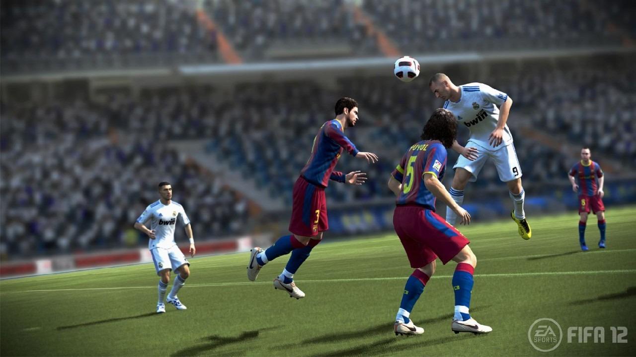 FIFA 12 a PES 2012 v nabušených galeriích 42540