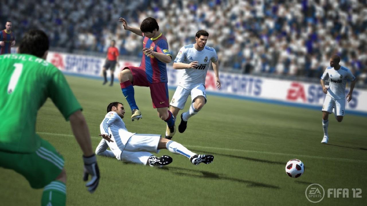 FIFA 12 a PES 2012 v nabušených galeriích 42541