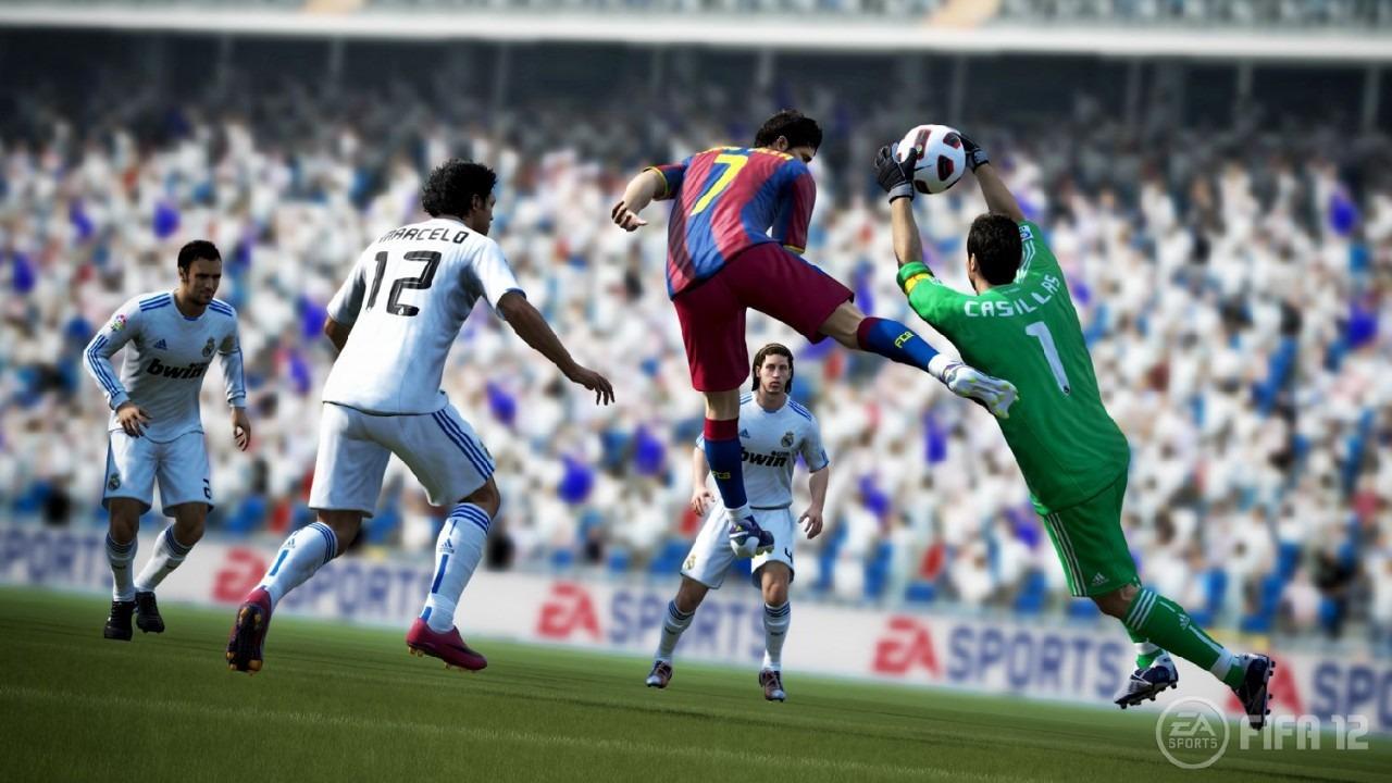 FIFA 12 a PES 2012 v nabušených galeriích 42542