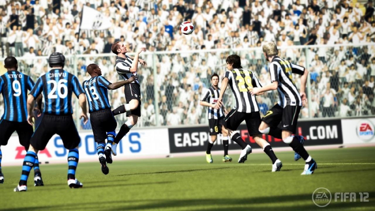 FIFA 12 a PES 2012 v nabušených galeriích 42543