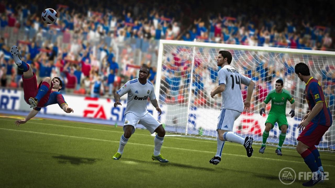 FIFA 12 je naším klenotem, říká EA 42544