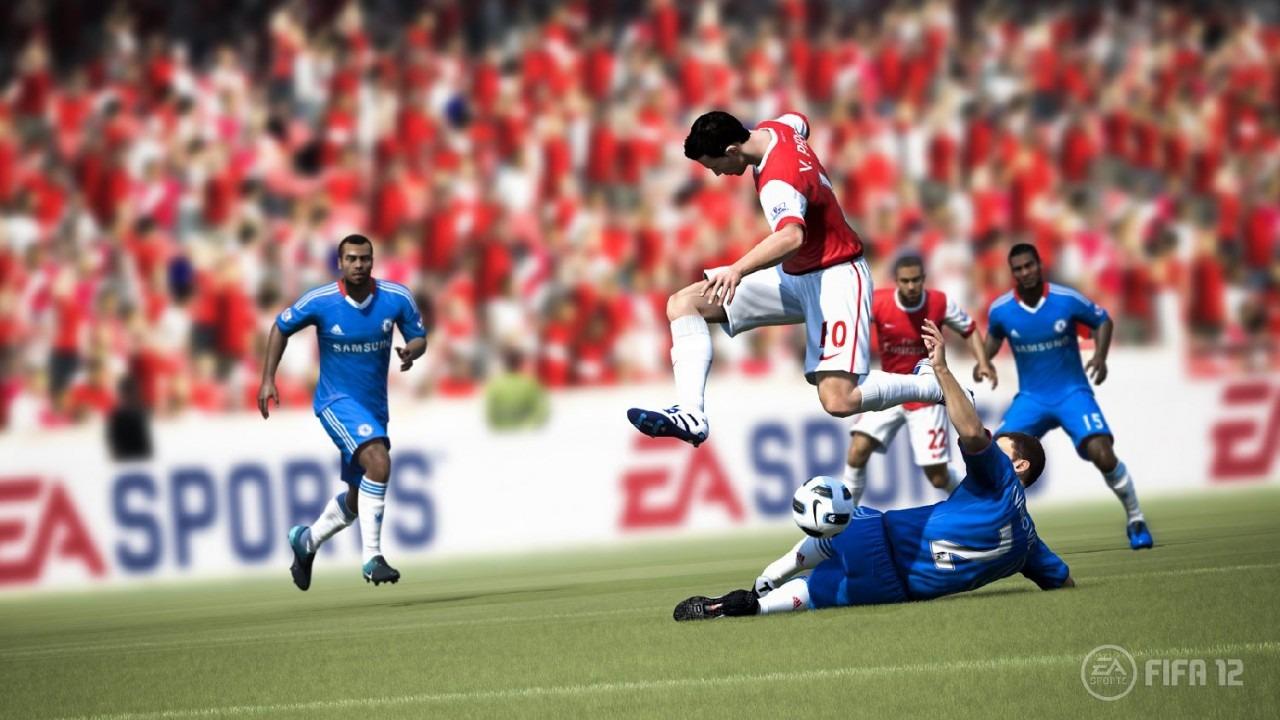 FIFA 12 je naším klenotem, říká EA 42545