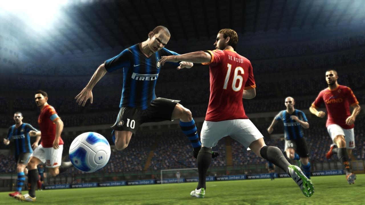 FIFA 12 a PES 2012 v nabušených galeriích 42548