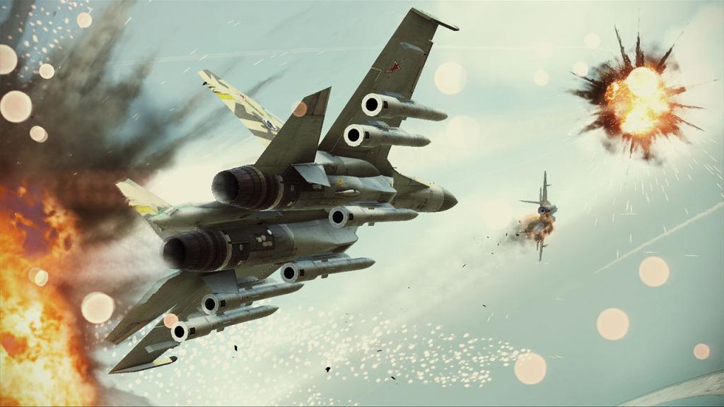 Ace Combat: Assault Horizon – oceloví andělé 42555