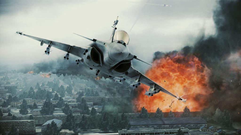 Ace Combat: Assault Horizon – oceloví andělé 42557