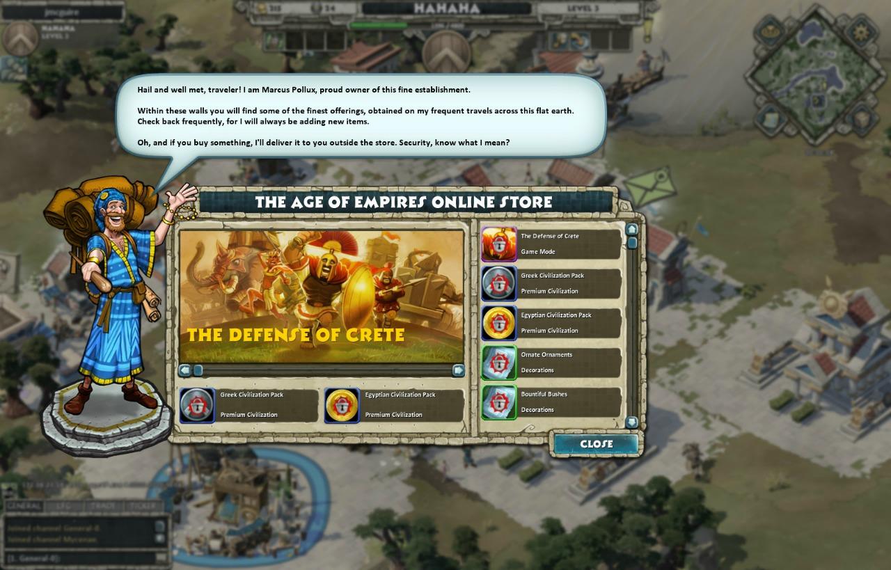 Age of Empires Online – Válka národů 42679