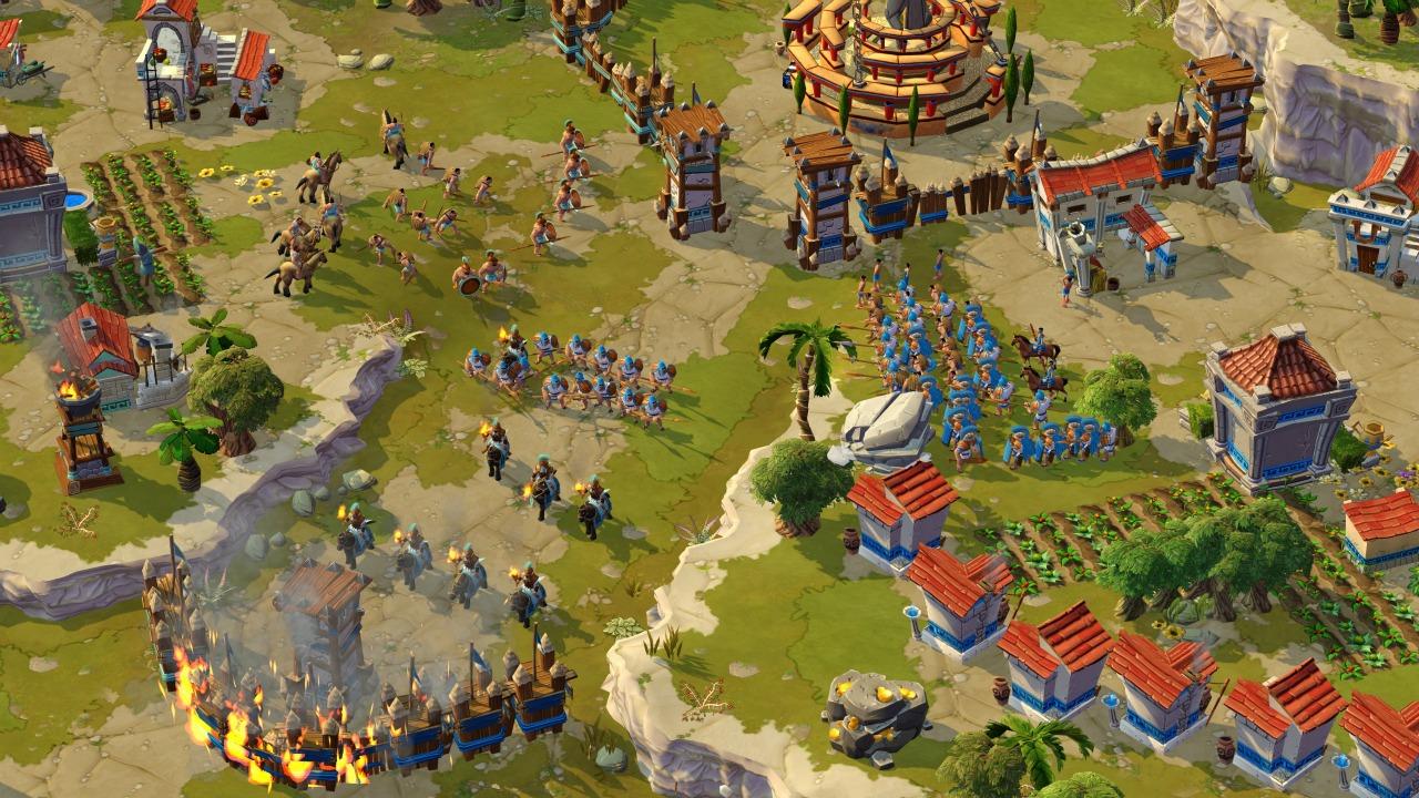 Age of Empires Online – Válka národů 42682