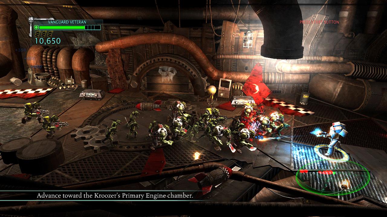Warhammer 40,000: Kill Team – krvavá jednohubka 42894